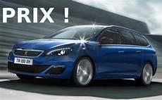 Prix Peugeot 308 Gt Le Prix Des Performances L