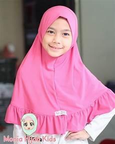 Jual Kerudung Anak Jilbab Anak Jilbab Sekolah Jilbab