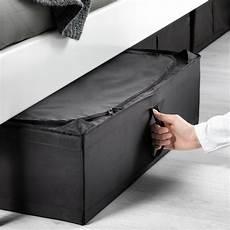 Skubb Bo 238 Te Tiroir Noir Ikea