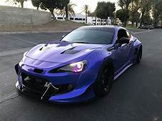 TJ Hunt Subaru BRZ  Tuner Cars Sport Vehicles