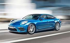 Cars Information 2016 Porsche Pajun Images