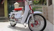 Modifikasi Honda 70 Yg Keren Abis by 10 Gambar Modifikasi C70 Yang Keren Abis Kumpulan