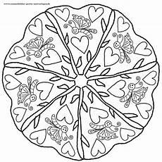 kleurplaat k mandela mandala blumen gratis malvorlage fr