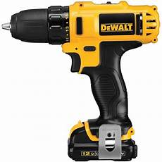 dewalt dcd710s2 12 volt max 3 8 in cordless drill driver