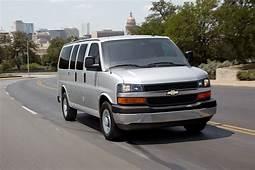 2020 Chevrolet Express Passenger Van Exterior Photos  CarBuzz