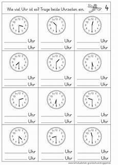 german math worksheets 19686 lernst 252 bchen uhrzeiten ablesen halbe stunden ablesen halbe lernst 252 bchen mathe stunden
