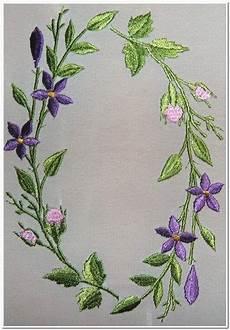 10 Contoh Gambar Motif Bordiran Bunga Kecil Cocok Untuk
