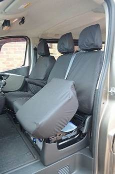 Fiat Talento 2016 On Easy Fit Tailored Seat Covers