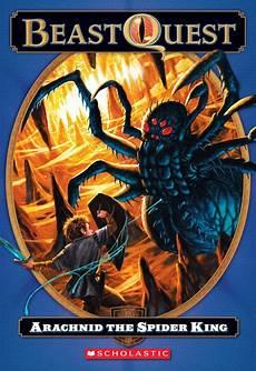 Malvorlagen Beast Quest Xi Arachnid The Spider King By Adam Blade Scholastic