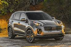 2017 Kia Sportage Crossover Makes U S Debut In Los Angeles