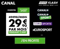 Canal Les Chaines Offertes Pour Les Abonn 233 S Free Et