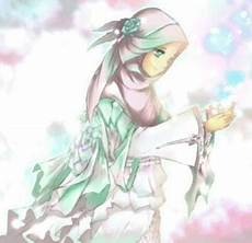 10 Kartun Muslimah Cantik Berdoa Anak Cemerlang