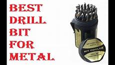 best for metal best drill bit for metal 2020