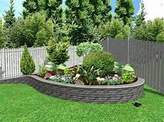 Reihenhaus Vorgarten Gestalten - landscape gardening design ideas