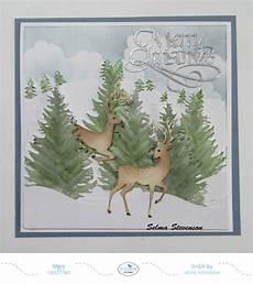 selma s sting corner and floral designs merry christmas deer