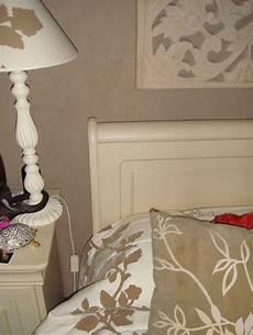 papier peint chambre romantique