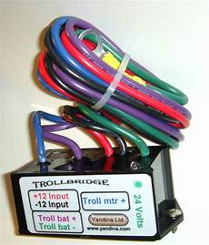 24 volt ladegerät yandine trollbridge 12 to 24 volt battery charge combiner