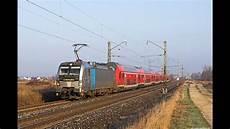 Franken Schnellzug Br 193 Dosto Verkehr Rheincargo