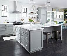 light gray kitchen cabinets decora cabinetry
