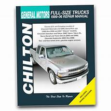 manual repair autos 1999 chevrolet 2500 parental controls chilton repair manual for chevy silverado 2500 hd lt wt ls base shop service qv ebay