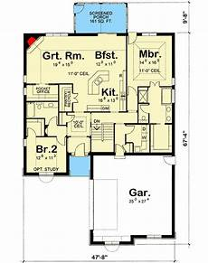 icf house plans icf house plan 40760db architectural designs house plans
