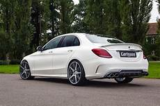 Carlsson Tunes The Amg Version Of Mercedes C Class