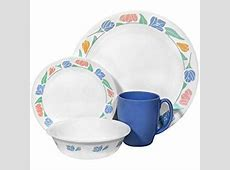 Amazon.com: Corelle Livingware 16 Piece Dinnerware Set