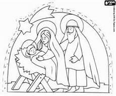 ausmalbilder weihnachten krippe neu malvorlage