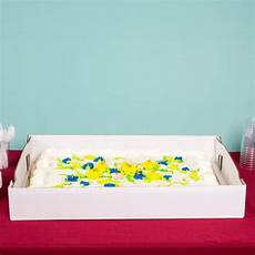 bakery boxes full sheet cake box bottom 25 875 06 4 inches
