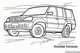 Coloring Page  Cars