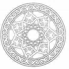 Malvorlagen Cd Mandala 15 Geometrische Malvorlagen Kostenlose
