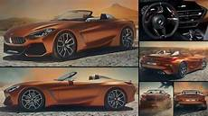 Bmw Z4 Roadster 2017 Bmw Z4 Returns In Stunning New