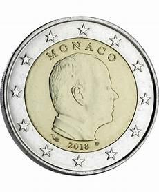 2 euros monaco 2018 pi 232 ce de circulation
