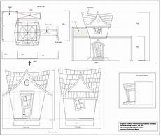 kids crooked house plans crooked house blueprints 的圖片結果 playhouse kits play