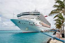 first look at carnival cruise line s new carnival