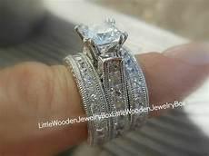 14k sterling silver diamond princess cut engagement ring