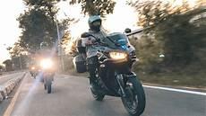 Modifikasi Motor Touring by Review Modifikasi R25 Sport Touring Modifikasi Motor