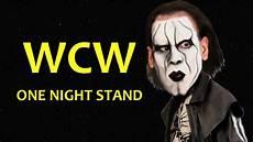 wcw one stand 2012 ppv machinima