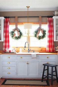 Kitchen Curtains In by 3 Kitchen Window Treatment Types And 23 Ideas Shelterness