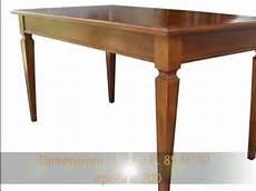 produzione tavoli produzione artigianale su misura tavolo tavoli classici