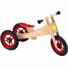 geuther 2in1 bike wooden bike and tricycle
