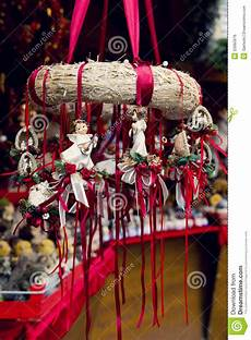 Decorations In Germany by Traditional German Decorations Stock Photo