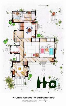 sitcom house floor plans the floorplans of famous tv shows 1 design per day