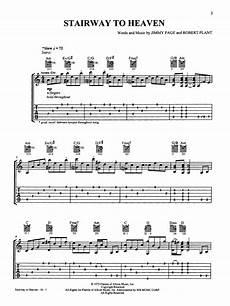 stairway to heaven guitar stairway to heaven guitar tab by led zepplin j w pepper sheet