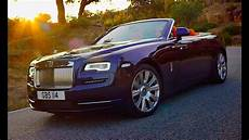 Rolls Royce Worlds Most Silent Convertible Roof Demo