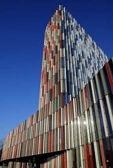 Kfw Westarkaden In Frankfurt Modern Architecture