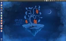 live wallpaper for linux ubuntu slidewall live wallpaper application install in ubuntu