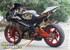 Modifikasi Motor R15 by Koleksi Modifikasi Motor Yamaha R15 Terbaru Modifikasi
