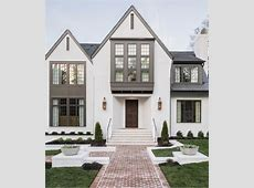 French Country Modern: Exterior Inspiration   Remington Avenue