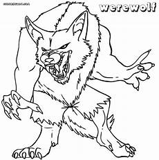Gratis Malvorlagen Werwolf Coloring Pages Coloring Pages To And Print